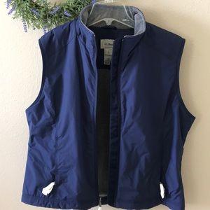 LLBEAN vest